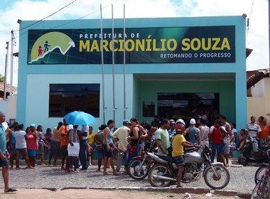 Banco do Brasil bloqueia acesso à conta do município de Marcionílio Souza, na Chapada