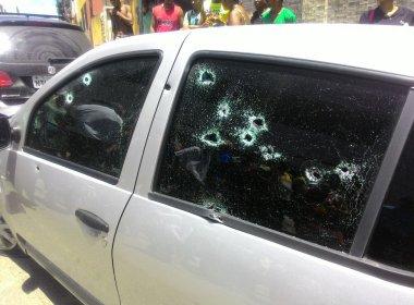 Policial é baleado dentro de carro em Itinga; ele está fora de perigo
