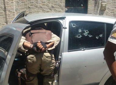 Soldado da PM baleado em Itinga foi atingido por policiais