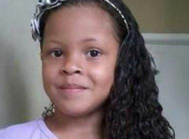 'Divulguem a foto dela', diz mãe da menina de sete anos desaparecida em Feira de Santana