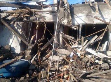Motel explode em Vitória da Conquista
