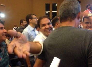Eures Ribeiro é eleito presidente da UPB após vencer prefeito de Euclides da Cunha
