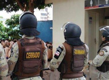 Polícia encontra 8 celulares em carceragem da delegacia de Luís Eduardo Magalhães