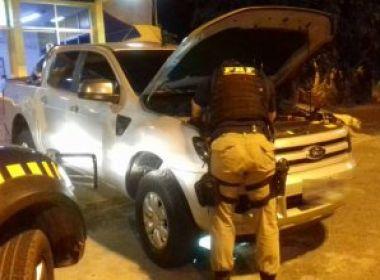 Traficante internacional com registro na Interpol é preso pela PRF em Ibotirama