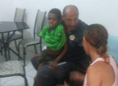Ilhéus: Menino de 9 anos é resgatado após passar noite perdido em mata fechada