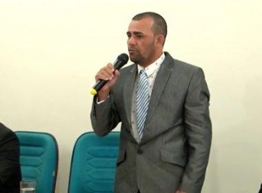 NA BAHIA VEREADOR PRESO COM DROGAS É APLAUDIDO EM PRIMEIRA SESSÃO DA CÂMARA