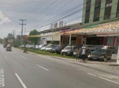 Lauro de Freitas: Três morrem e um fica ferido em capotamento na Estrada do Coco