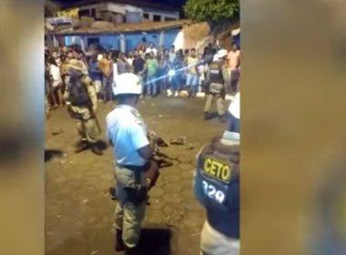 Cabrália: Jovem é baleado após briga em festa de carnaval