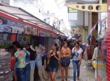 Feira: Comércio não abrirá na segunda-feira de carnaval