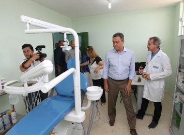 Eunápolis: Rui inaugura Unidade Básica de Saúde