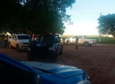 Correntina: Quadrilha invade fazenda e rouba carga de soja e carros de luxo