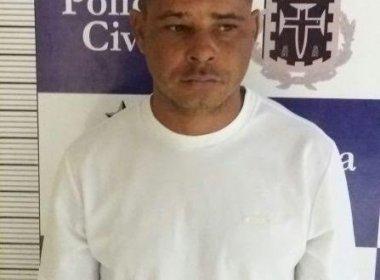 Homem acusado de estuprar filha de 15 anos é preso em Amargosa
