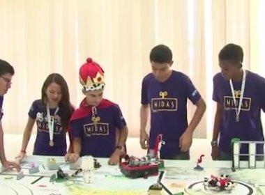 LEM: Alunos vencem competição de robótica entre escolas do Nordeste