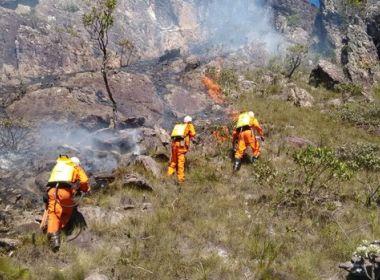 Chapada: Incêndio é controlado e reserva permanece em monitoramento