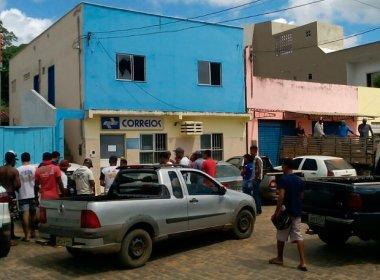 Igrapiúna: Quadrilha faz reféns, rouba cofres e foge com R$ 30 mil