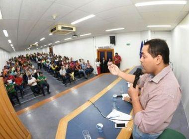 Detran promove curso gratuito para 700 mototaxistas de Lauro de Freitas