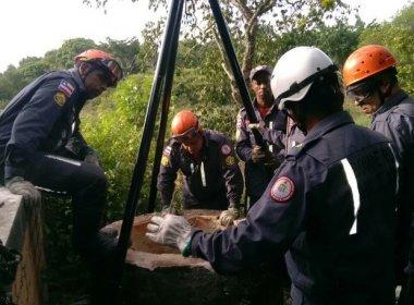 Candeias: Corpo de mulher é achado em cisterna em zona rural