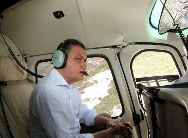 Rui vistoria obras da Embasa que afetam o abastecimento de água em Salvador e RMS