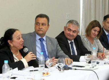 Em evento, Rui Costa afirma: 'A prevenção na segurança pública passa pela educação'