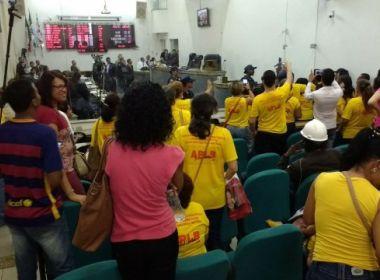 Feira: Em meio a tumulto, Câmara aprova em 1ª discussão mudanças no valor da previdência