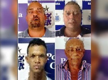 Itapetinga: Bando é preso por furto de gado