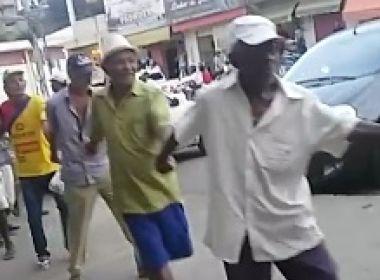 Grupo de idosos é preso por 'jogo apostado' em Jaguaquara