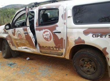 Boa Nova: Grupo liberta guardas municipais feitos como reféns após explosão de banco