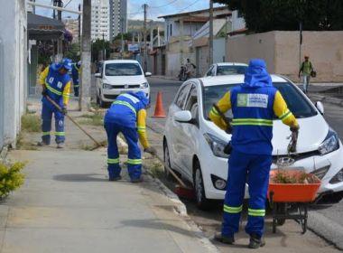Conquista: Garis precisam ser escoltados por PM para limpar bairro