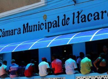 Itacaré: Vereadores podem perder mandato por siglas não respeitarem cota de mulheres