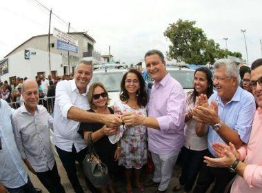 Cardeal da Silva: Rui autoriza recuperação de estradas e entrega viaturas da PM