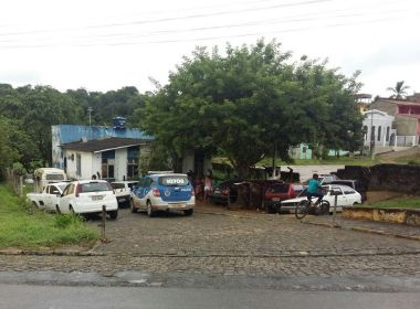Ibirapitanga: Delegacia interditada pela Justiça foi invadida pela 3ª vez neste ano; 3 presos fugiram