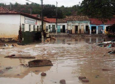 Lajedinho: Governo homologa decreto de situação de emergência após inundação