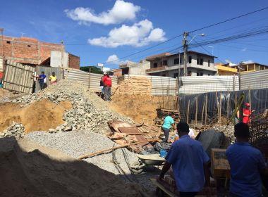 Santo Estevão: Homem morre após soterramento em obra de supermercado