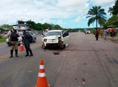 Salinas da Margarida: Quatro morrem e cinco ficam feridos em acidente