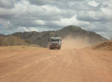 Sento Sé: Moradores fazem campanha por asfalto e recuperação de trecho da BA-210