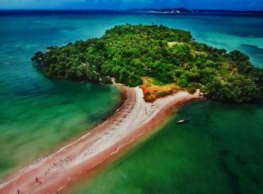 Itaparica: Prefeitura sanciona lei que garante condição de estação ecológica à Ilha do Medo
