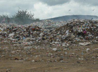 Bahia é recordista em lixões no país; Brasil tem quase 3 mil ainda em atividade