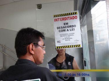Feira: Agência descumpre 'Lei dos 15 minutos' e é interditada pelo Procon