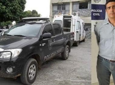 Pindaí: Suspeito de peculato e associação para tráfico, delegado titular é preso