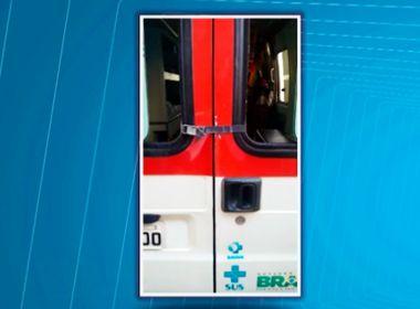 Ilhéus: Portas de ambulâncias do Samu são amarradas com atadura e cinta