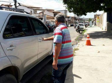 Feira: Motorista que atropelou ciclista alegou medo por não prestar socorro, diz Polícia