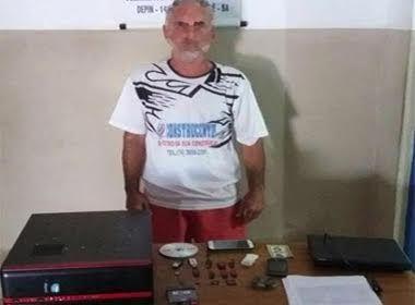 Canarana: Treinador de escolinha de futebol é preso suspeito de abusar menor