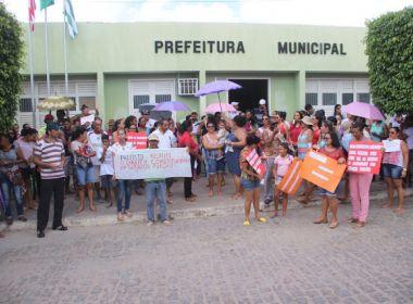 Pintadas: Servidores deflagram greve e cobram 'atualização' de salários