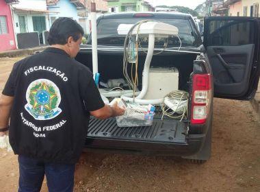 Ação prende falso dentista em Macarani; Acusado de exercício ilegal em Mascote foge
