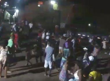 Salinas das Margaridas: Polícia apura agressão de vereador contra moradora; veja vídeo