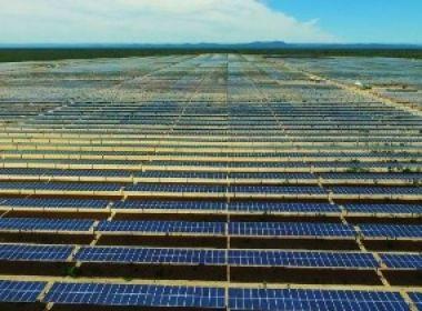 Lapa: Maior parque de energia solar do país começa a operar