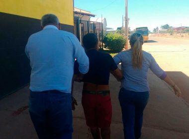 LEM: Avô suspeito de estuprar neta de quatro anos e outras três crianças é preso