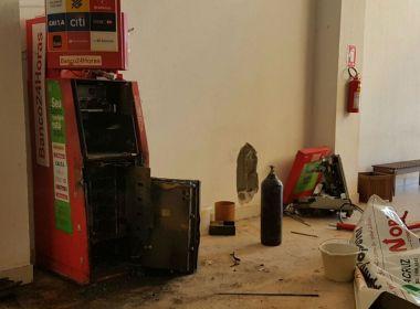 Bancos são assaltados em LEM e Várzea da Roça durante feriado de São João