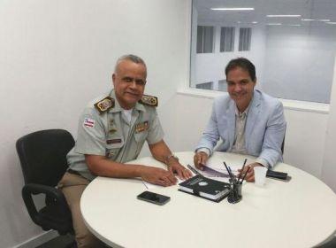 UPB e SSP querem firmar parceria para inaugurar escolas militares no interior da Bahia