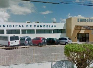 Candeias: Duas áreas do Hospital Ouro Negro são fechadas por alto risco de contaminação